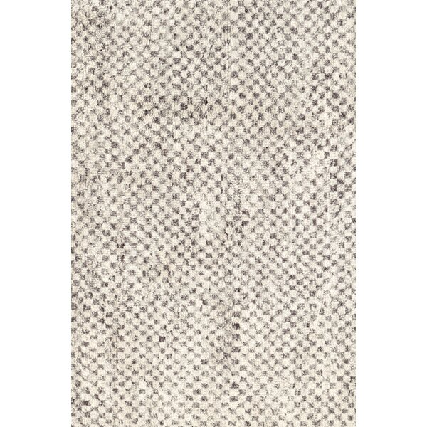 Hand Knotted Beige Area Rug by Dash and Albert Rugs