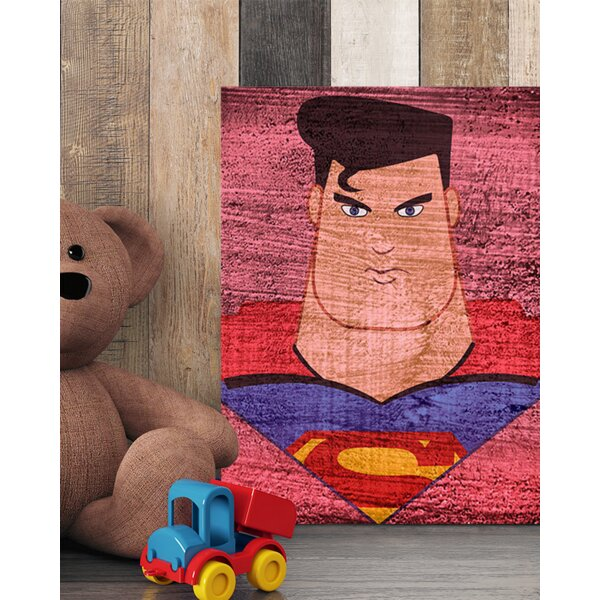 Marvel Inspired Superman Canvas Art by Artzee Designs