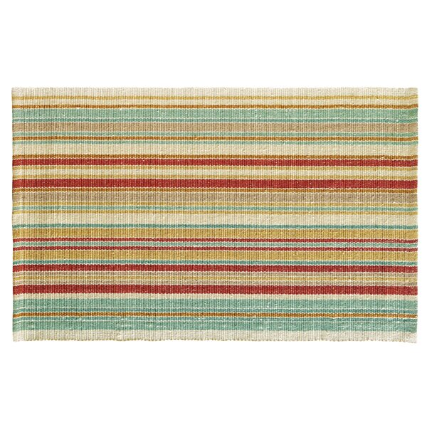 Just Beachy Multicolor Area Rug by CompanyC