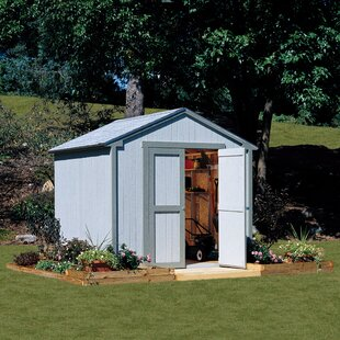 save to idea board - Garden Sheds 7 X 9