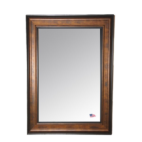 Valiant Rectangle Wall Mirror by Darby Home Co