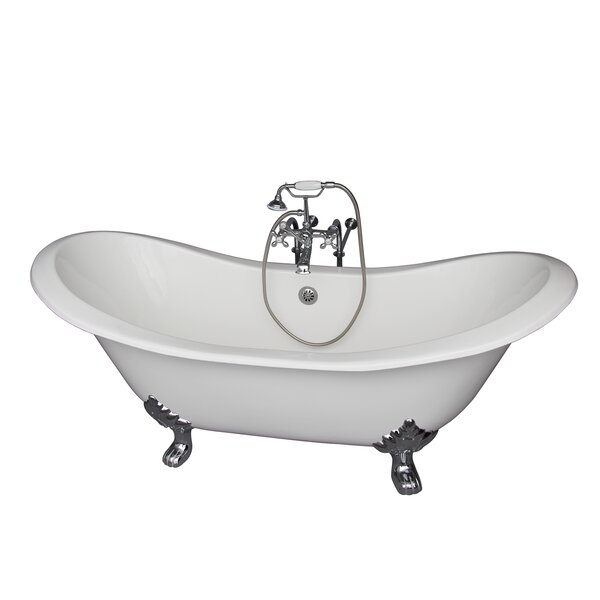 71 x 30.5 Soaking Bathtub Kit by Barclay