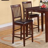 Tybalt 24 Counter Stool (Set of 2) by Andover Mills