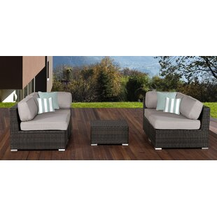 Archway 5 Piece Sectional Set By Bayou Breeze