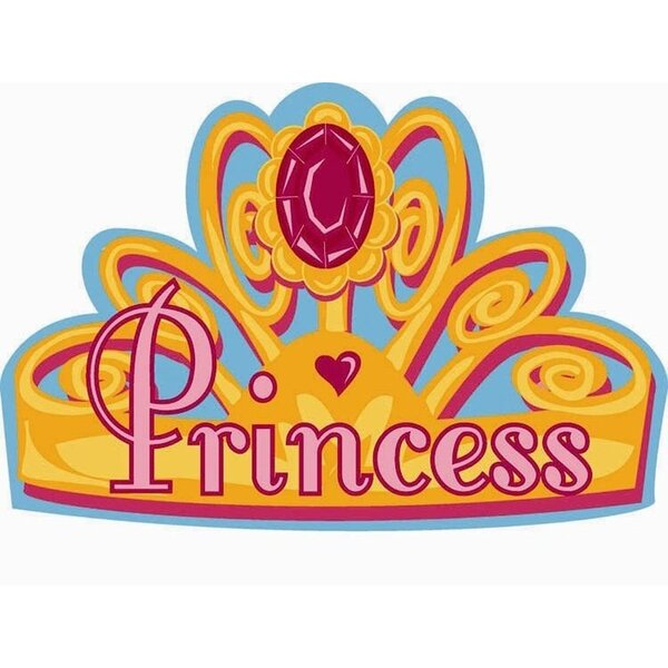 Supreme Shy Princess Area Rug by Fun Rugs
