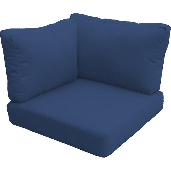 Waterbury 6 Piece Indoor/Outdoor Corner Cushion Set by Sol 72 Outdoor Sol 72 Outdoor
