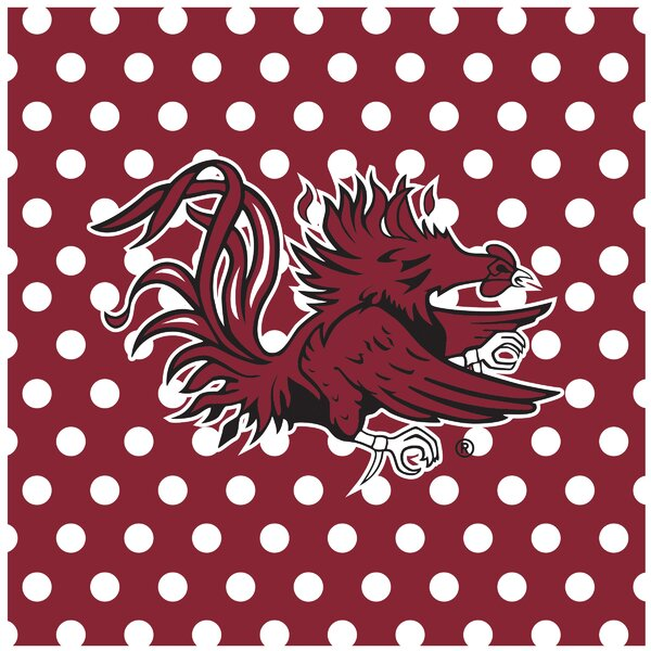 University of South Carolina Square Occasions Trivet by Thirstystone