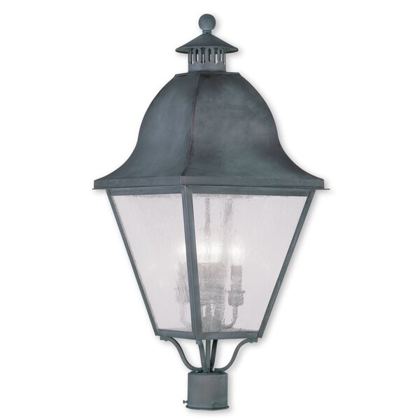 Natalie Outdoor 4-Light Lantern Head by Darby Home Co