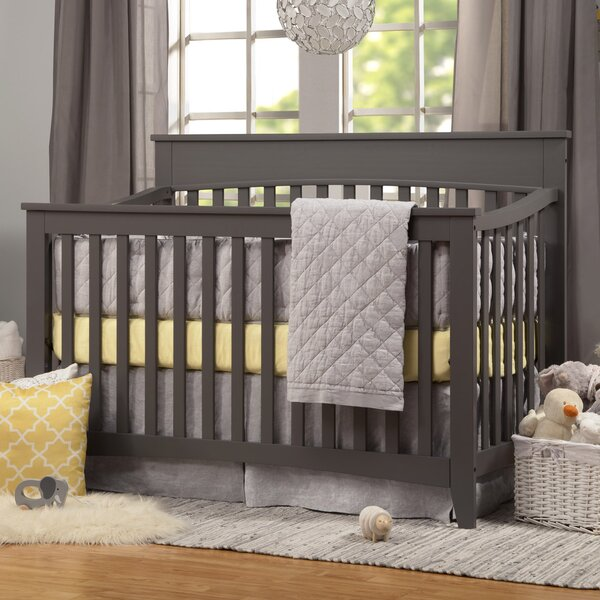 Grove 4 In 1 Convertible Crib By Davinci.