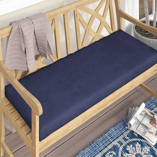 Bench Cushion by Red Barrel Studio
