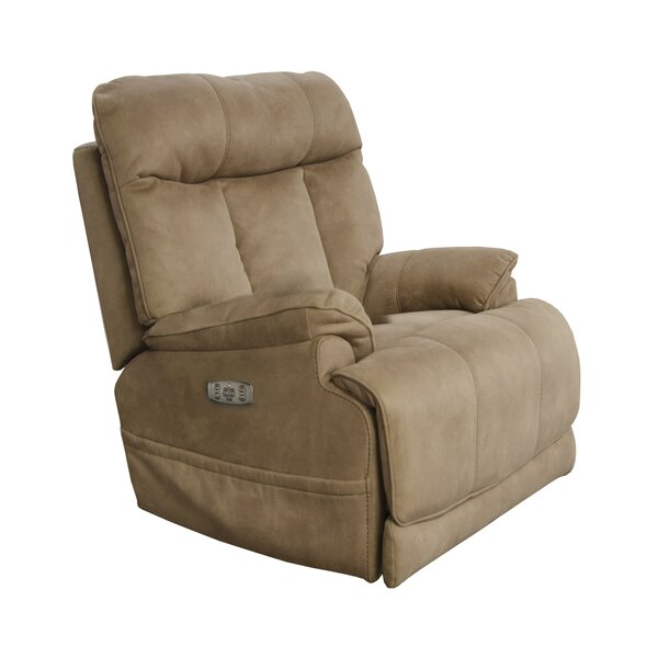 Amos Power Recliner by Catnapper