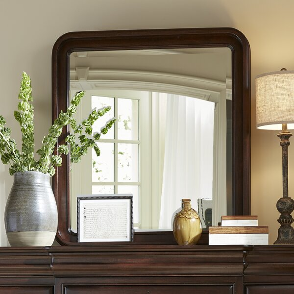 Baily Rectangular Dresser Mirror by Darby Home Co