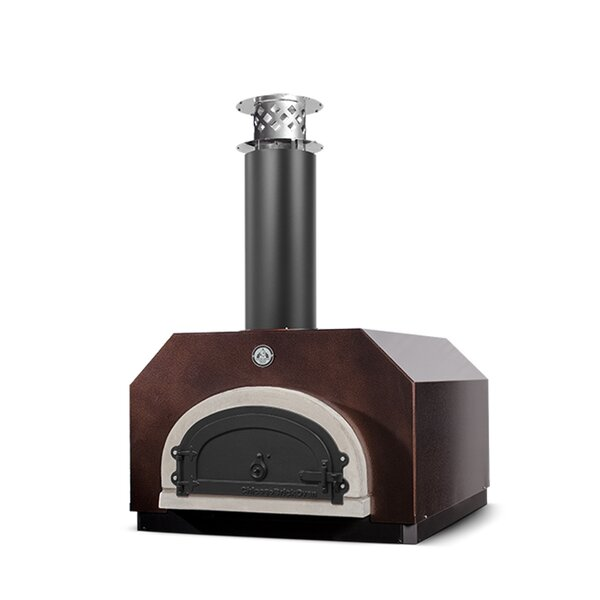 Counter Top Wood Burning Pizza Oven by Chicago Brick Oven