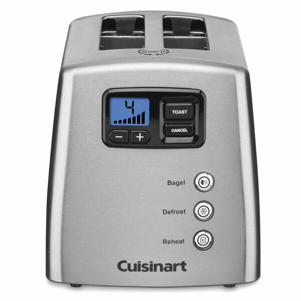 2-Slice Countdown Leverless by Cuisinart