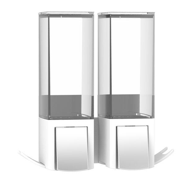 Double Soap Dispenser by Symple Stuff