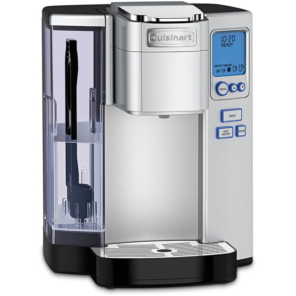 Premium Single Serve Brewer Coffee Maker by Cuisin