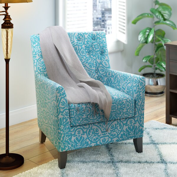 Fosters Pond Armchair by Alcott Hill