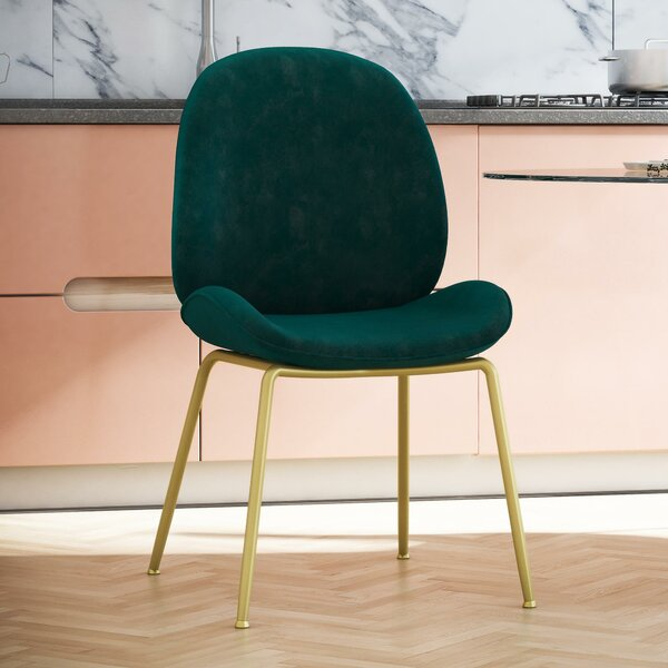 Astor Upholstered Dining Chair By CosmoLiving By Cosmopolitan CosmoLiving by Cosmopolitan