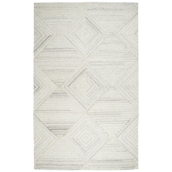 Yucca Place Hand-Tufted Ivory Area Rug by Langley Street