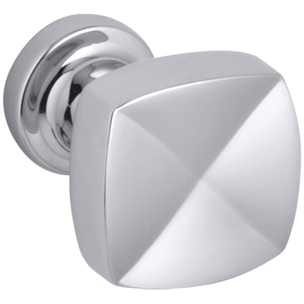 Margaux Square Knob by Kohler