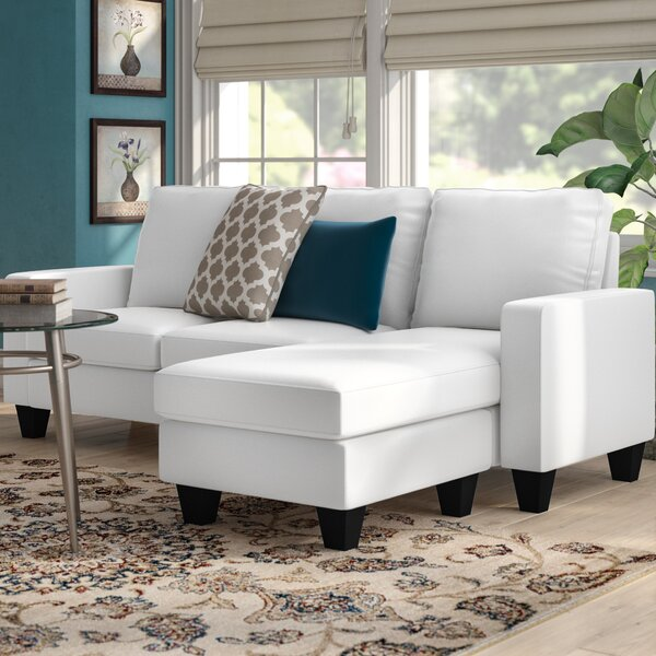 Great Deals Bratton Reversible Sectional