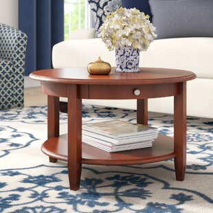 Braeswood Coffee Table by Charlton Home