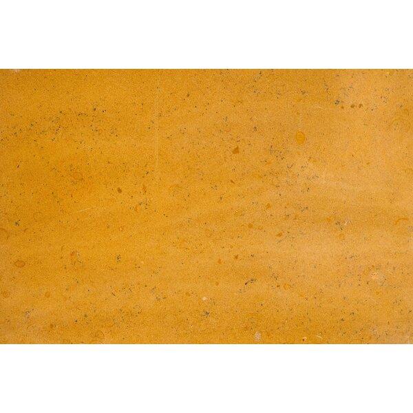 Sunflower Honed 4x4 Limestone Field Tile