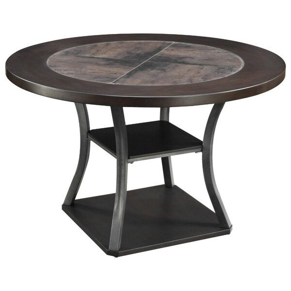 Mccool Wooden Dining Table by Williston Forge