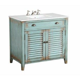 Price comparison Gertrud 36 Single Bathroom Vanity Set ByHighland Dunes