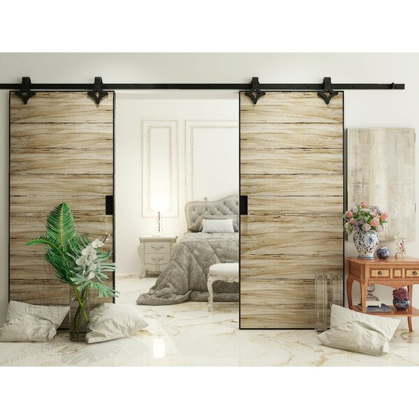 Diamond Barn Door Hardware by Homacer
