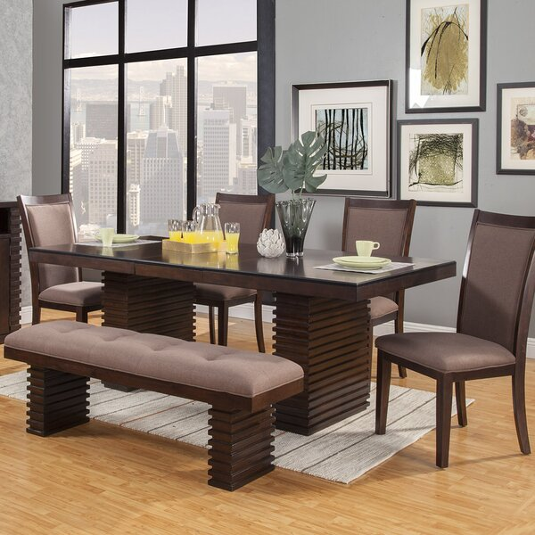 Thermopolis 6 Pieces Dining Set By Orren Ellis Top Reviews