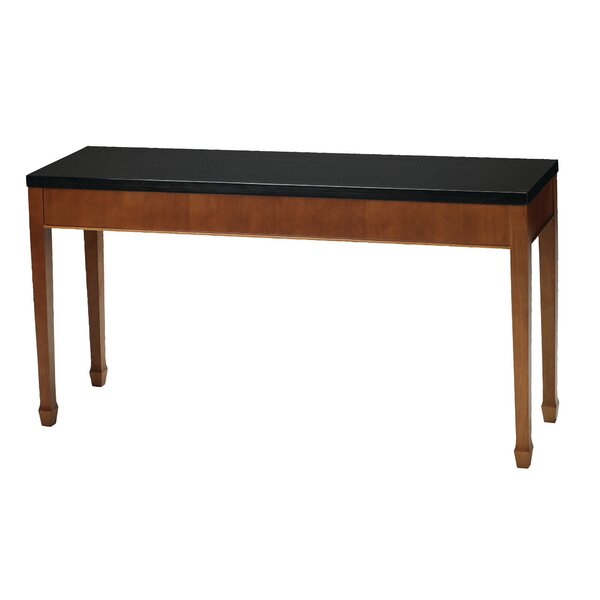 Mayline Group Black Console Tables