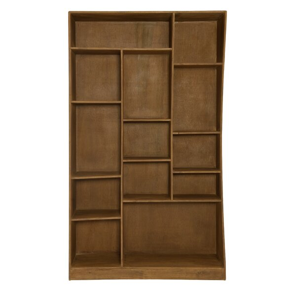 Mert Left Standard Bookcase by Bloomsbury Market