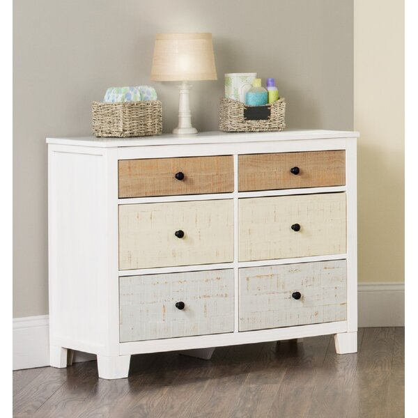 Ramsha 6 Drawer Dresser by Harriet Bee