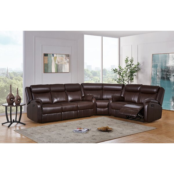 #2 Reclining Sectional By Global Furniture USA Best