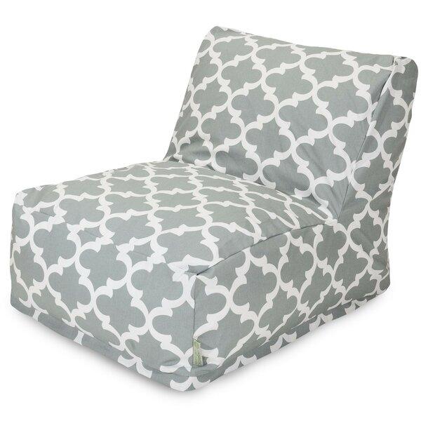 Raymon Standard Outdoor Friendly Bean Bag Chair & Lounger By Winston Porter