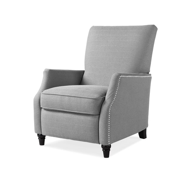 Wing Manual Recliner by Alcott Hill