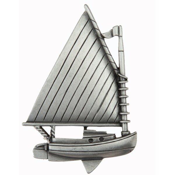 Catboat Novelty Knob by Acorn