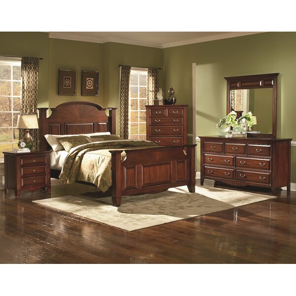 Hoisington Panel Configurable Bedroom Set by Alcott Hill