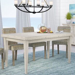 Read Reviews Gilboa Refectory Extendable Dining Table By Beachcrest Home