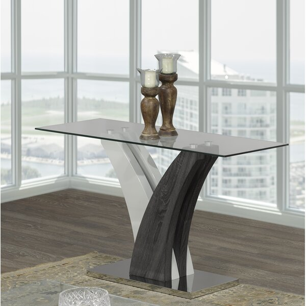 Currier Console Table By Orren Ellis