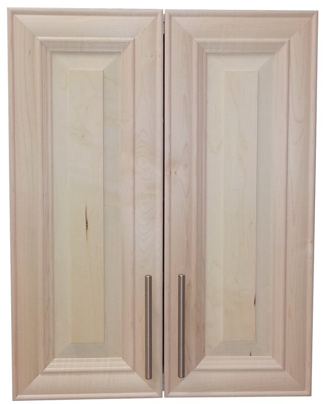 Overton 21 X Recessed Medicine Cabinet With Led Lighting