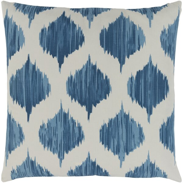 Ogee Modern Cotton Throw Pillow by Surya