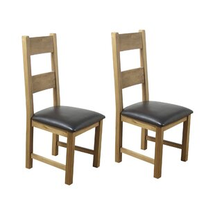 Abby Solid Oak Dining Chair ...