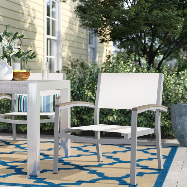 Caspian Patio Chair (Set of 2) by Sol 72 Outdoor