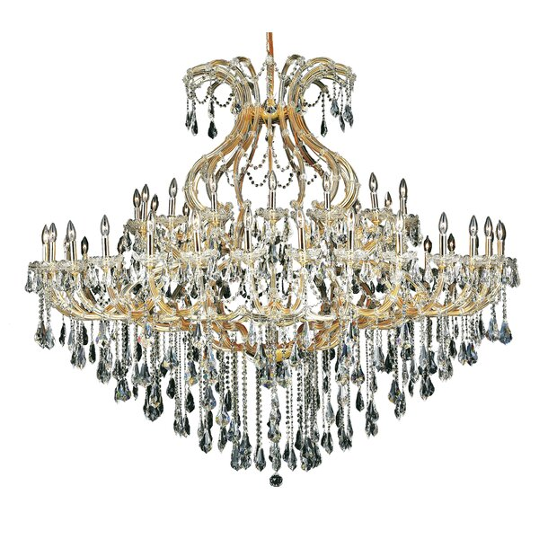 Regina 49 - Light Candle Style Empire Chandelier by House of Hampton House of Hampton