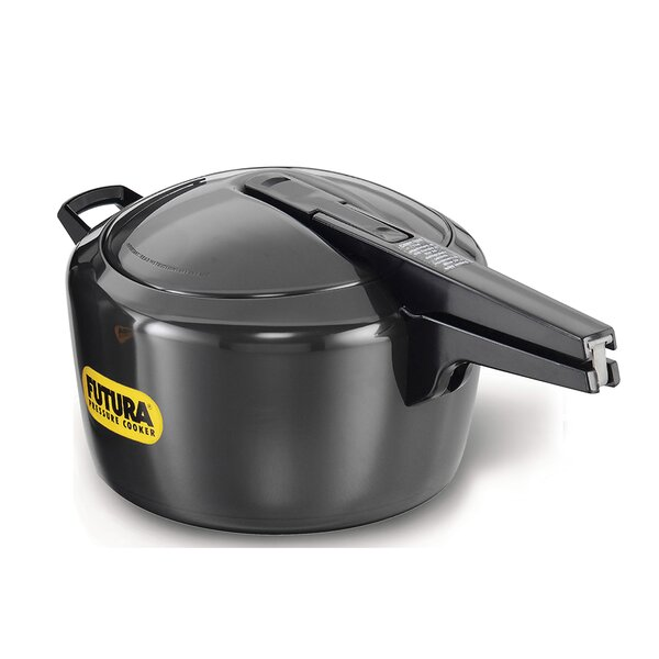 Hard Anodized Pressure Cooker by Futura