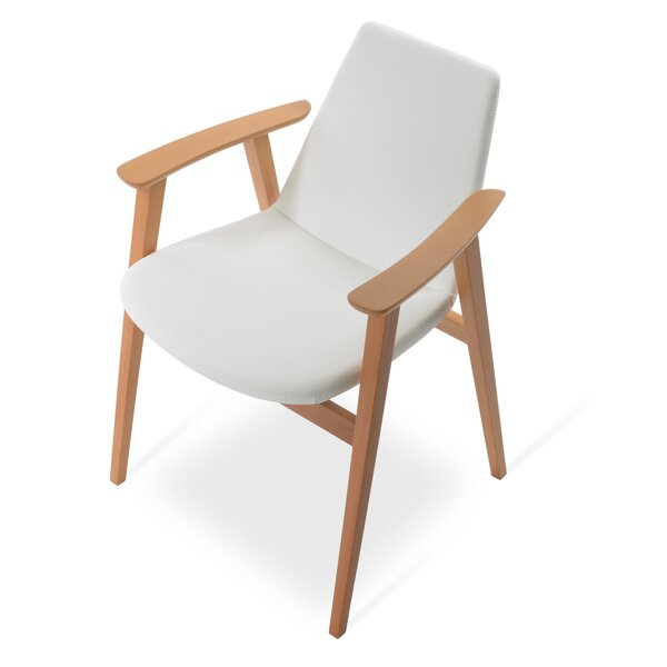 Eiffel Arm Guest Chair by sohoConcept