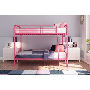 Compare & Buy Maryanne Twin Over Twin Bunk Bed By Viv + Rae