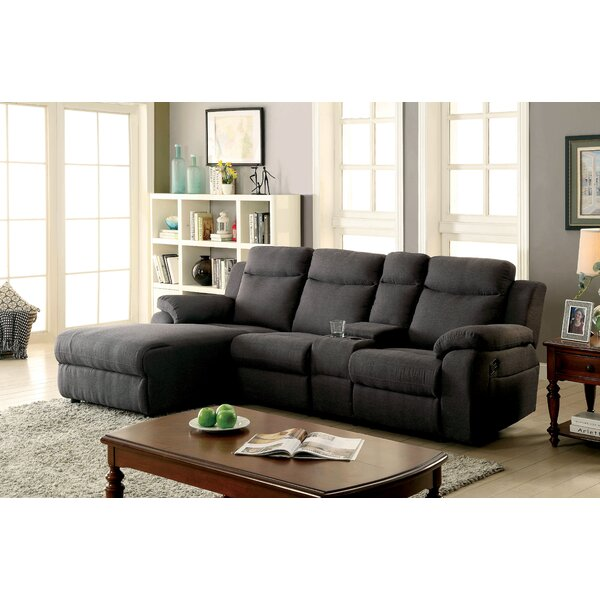 Brambach Left Hand Facing Reclining Sectional